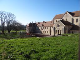 Abbaye de Noirlac (Cher) | SIMONNEAU (Aurore)