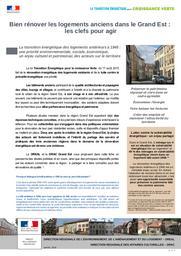 Le bâti ancien champardennais | DIRECTION REGIONALE DE L'ENVIRONNEMENT, DE L'AMENAGEMENT ET DU LOGEMENT GRAND-EST. Auteur