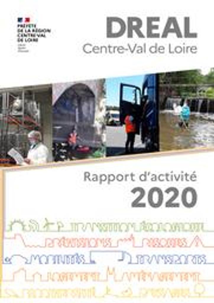 DREAL Centre-Val de Loire : rapport d'activité 2020  