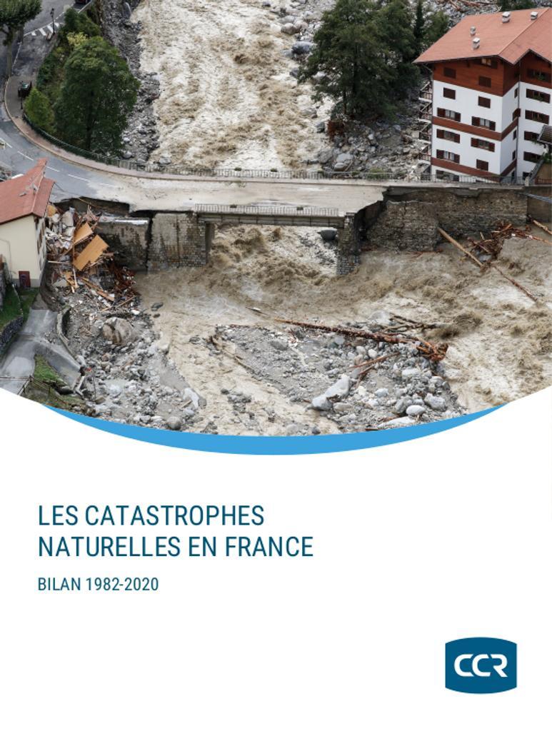 Les catastrophes naturelles en France : bilan 1982-2020  |